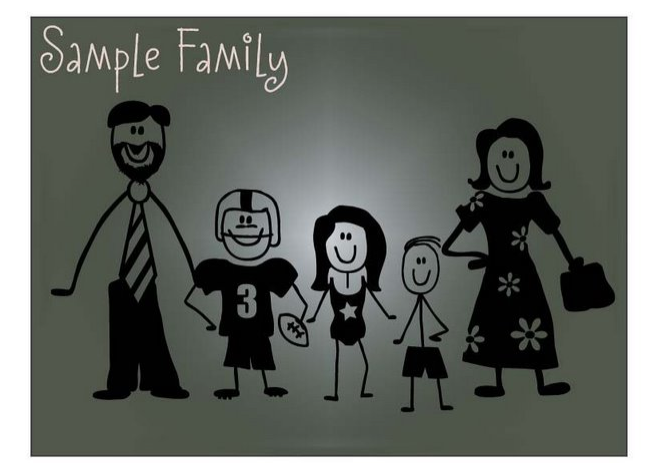Stick Family Roundup