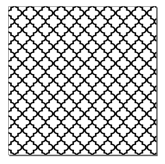 Free Moroccan Tile Vector