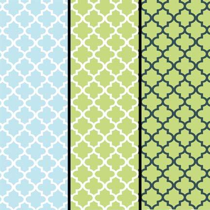 Free Morocco Tile digipaper