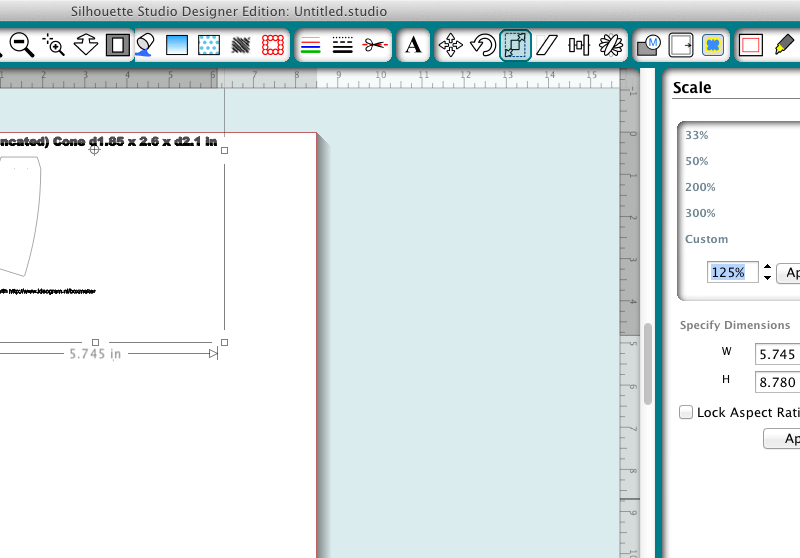 How to make custom templates in SVG format with Ideogram