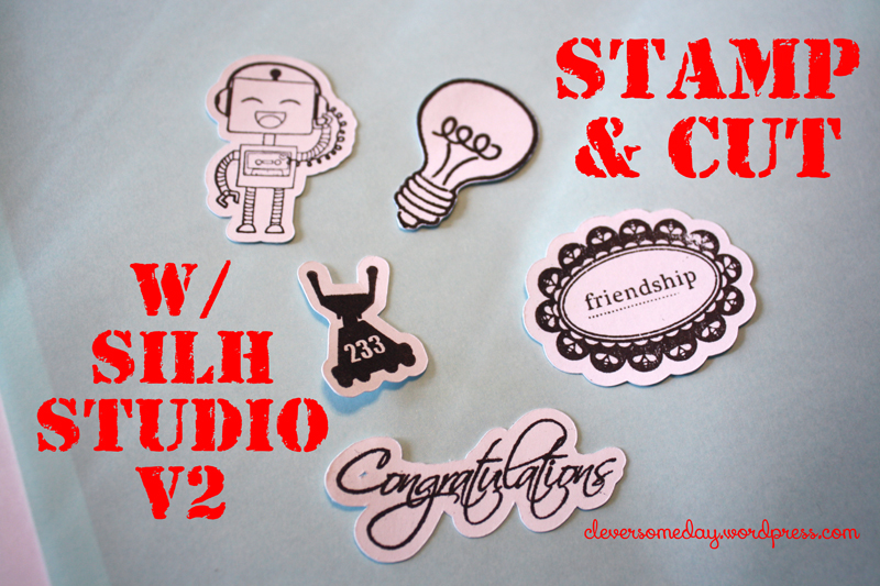 Stamp and Cut with Silhouette Studio – Reg Mark Method
