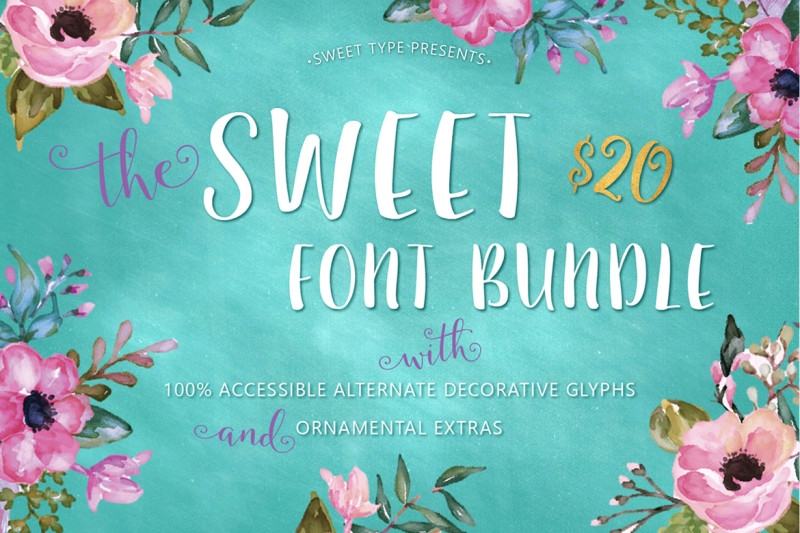A sweet bunch of swirly fonts (expired)