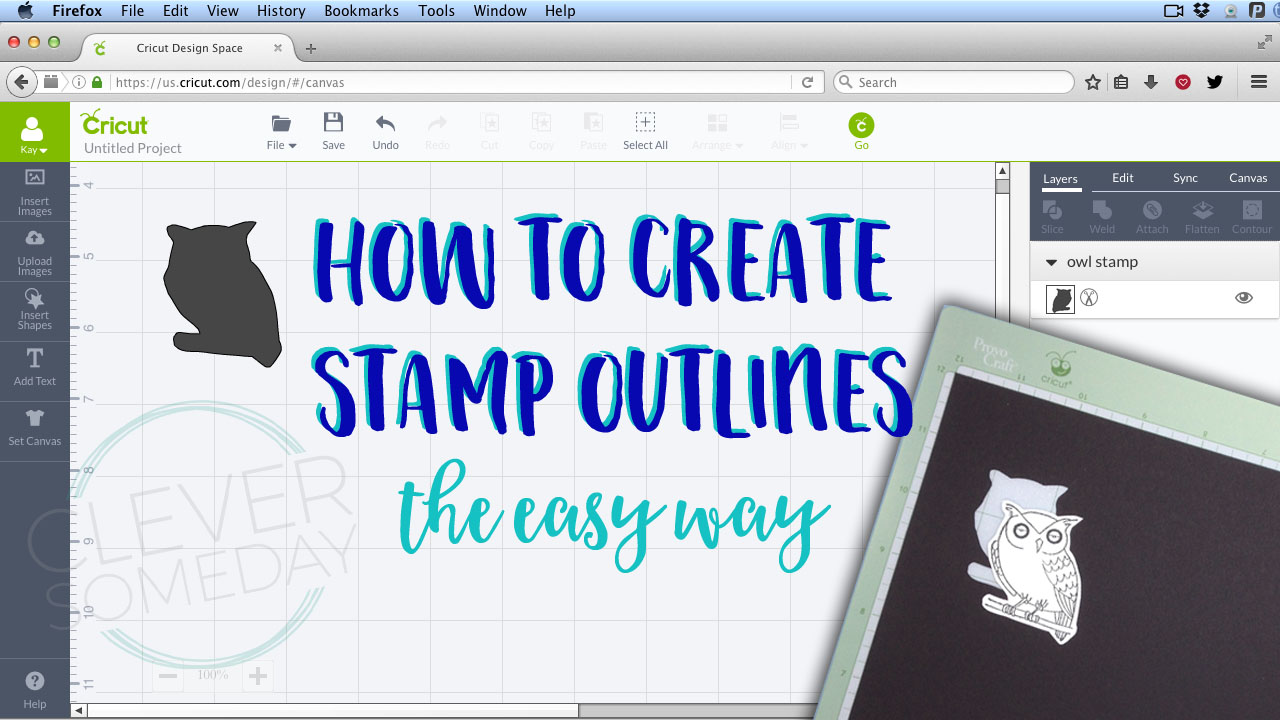 how to search in cricut design space