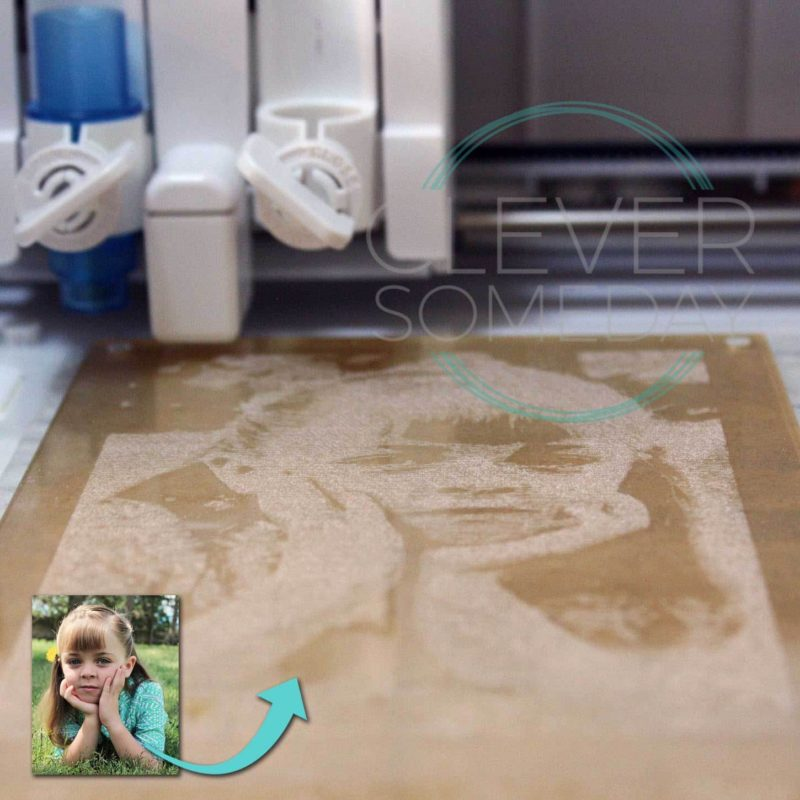 Curio photo etching ebook release